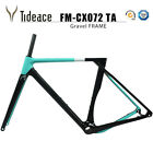 700C*40 or 27.5er*2.1 Carbon Cyclocross Gravel Bicycle Frame Road MTB Bike Frame