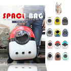 Pet Dog/Cat Astronaut Backpack Space Capsule Breathable Carrier Bag Food Grade