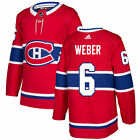 Shea Weber Montreal Canadiens adidas NHL Authentic Pro Home Jersey Pro Sti
