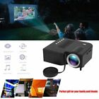 UC28B HD 1080P Mini LED Projector with USB TV AV HDMI For Home Office Theater CL