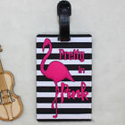 Luggage Travel tag Suitcase name and address Label ID tag Novelty Bag tag Gift