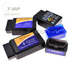 ELM327 WiFi Bluetooth OBD2 Car Diagnostic Scanner Reader Tool IOS Android