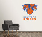 New York Knicks Wall Decal Logo Basketball NBA Art Sticker Vinyl LARGE SR138 on eBay