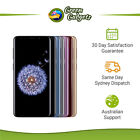 Samsung Galaxy S9 - 64gb 256gb Black Blue Grey Purple Unlocked Smartphone