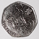 Various 50p Coins 1983 - 2017 50 Pence Commemorative British Coin Hunt