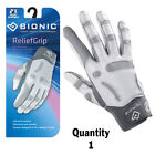 1 x Bionic Womens Arthritic ReliefGrip Golf Glove -Right Hand/Leather $33.95 ea