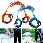 Orange Blue Harness Leash Anti Lost Wrist Line Traction Rope For Toddler Kids
