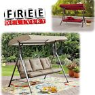 Canopy Patio Swing 3 Person Hammock Outdoor Yard Bed Garden Seat Furniture