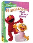 Sesame Street - Elmocize and Zoe's Dance Moves [DVD] New & Sealed Free Postage