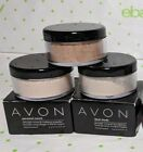 Avon SMOOTH MINERAL POWDER FOUNDATION Personal Match  *YOU CHOOSE*  Free Ship