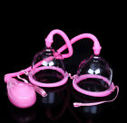 Electric Dual Nipple Suction Breast Pump Massage Breast Enlargement Pump Up to D