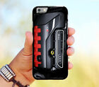 Audi RS3 Sportback Engine Hybrid Case for iPhone 6 6+ 6s 6s+ 7 7+ 8 8+ X