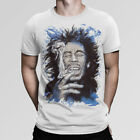 Bob Marley Original Art T-Shirt, Reggae Tee, Men's Women's All Sizes
