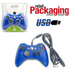 USB Game Pad Controller For Microsoft Xbox 360 Console / PC Windows New