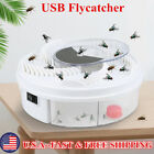 Electric USB Automatic Flycatcher Fly Trap Pest Control Catcher Mosquito Zapper*