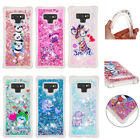 Dynamic Liquid Glitter Quicksand Pattern Case Cover for Samsung Galaxy Note 9