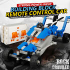DIY Kit R/C 10 in 1 Race Car Building Bricks Radio Control Racing Toy 190PC Gift
