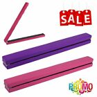 High Gymnastics Balance Beam Home Training Equipment Folding Gym Bar 210 / RB