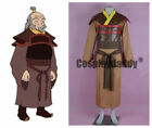 Avatar: The Last Airbender The Dragon of the West Iroh Cosplay Costume MM.2020