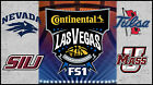 4 Las Vegas Holiday Invitational Basketball Tournament tickets Orleans Arena, LV