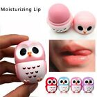 1 Piece Makeup Owl Candy Color Moisturizing Lip Balm Fruit Embellish Lip Smacker