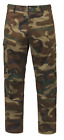 Rothco Relaxed Fit Zipper Fly BDU Tactical Mens Pants