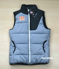 Nike Women's Cincinnati Bengals Black Grey White Orange Vest New 748457-063 $55.17 USD on eBay