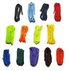 ROUND Athletic Sports Sneaker Shoelace - 27 36 45 54 Inch Shoe Lace Strings