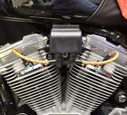 7mm Coil Relocation Top Motor Mount Harley 95-03 Sportster XL 883 1200 Chrome