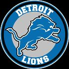 Detroit Lions Circle Logo Vinyl Decal / Sticker 10 sizes!! $5.99 USD on eBay