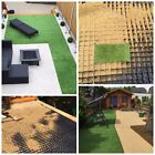 RESIN GRID TRAYS PLASTIC REINFORCEMENT PATHWAY & ECO PARKING SUPPORT GRIDS (nw)