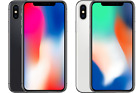 Unlocked Apple iPhone X | 64GB 256GB | Space Gray Silver A1901 (GSM) <br/> 🔥1-YR WARRANTY ✔ 3-DAY SHIP ✔ OPEN-BOX 🔥