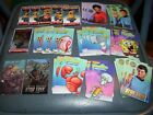 DAVE AND BUSTERS SINGLE COIN PUSHER CARDS YOU PICK STAR TREK SPONGEBOB JELLY LAB on eBay