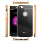 iNACU® iPhone 6/6S, Tempered Glass Lock Button Full Cover,