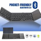 Ultra Slim Bluetooth Wireless Keyboard for Apple iPad iPhone Android Windows ce