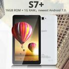 Phablet Aoson S7 / 7Inch 3G SIM CARD Phone Call Tablet pcs Quad Core Android 7.0