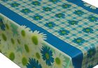 CLEARANCE PVC Vinyl Wipe Clean Tablecloth - 20m Roll - All Designs - RRP £89.99