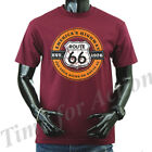 Route 66 Americas Highway Graphic T-SHIRT