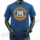 Route 66 Americas Highway Graphic T-SHIRT image