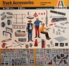 Italeri 1/24 Truck Accessories New Plastic Model Kit 1 24