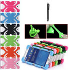 "Universal 7"" - 12"" Tablet Kids Safe Shockproof Flexible Silicone Case Cover Gift"