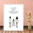 Personalised+HQ+Box+Framed+Print+Best+Friend+Christmas+Gift+Prosecco+Present+NF2