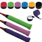 10pcs Tennis Anti-slip Racket Overgrips Over Grip Tennis Racquet Tape Wrap Bands