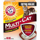 Внешний вид - Arm & Hammer Multi-Cat Superior Odor Control Scented Clumping Cat Litter
