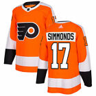 Wayne Simmonds Philadelphia Flyers adidas NHL Authentic Pro Home Jersey Pr