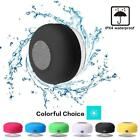 Pokanic - Waterproof Bluetooth Speaker Shower Wireless Resistant Portable Mic