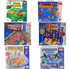Full Size Traditional Classic Family Board Games Kids Indoor Fun Toy Game 6+ 3+