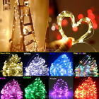 LED String Fairy Lights Battery Operated Christmas Wedding Party 2M/3M/5M/10M