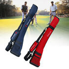 Portable Golf Club Bag Carry Case Travel Golf Ball Pouch Pencil Style Club Bags