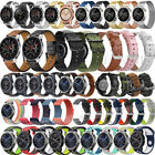18 20 22mm Quick Release Leather Watch Band Wrist Strap For Fossil Smart Watch image